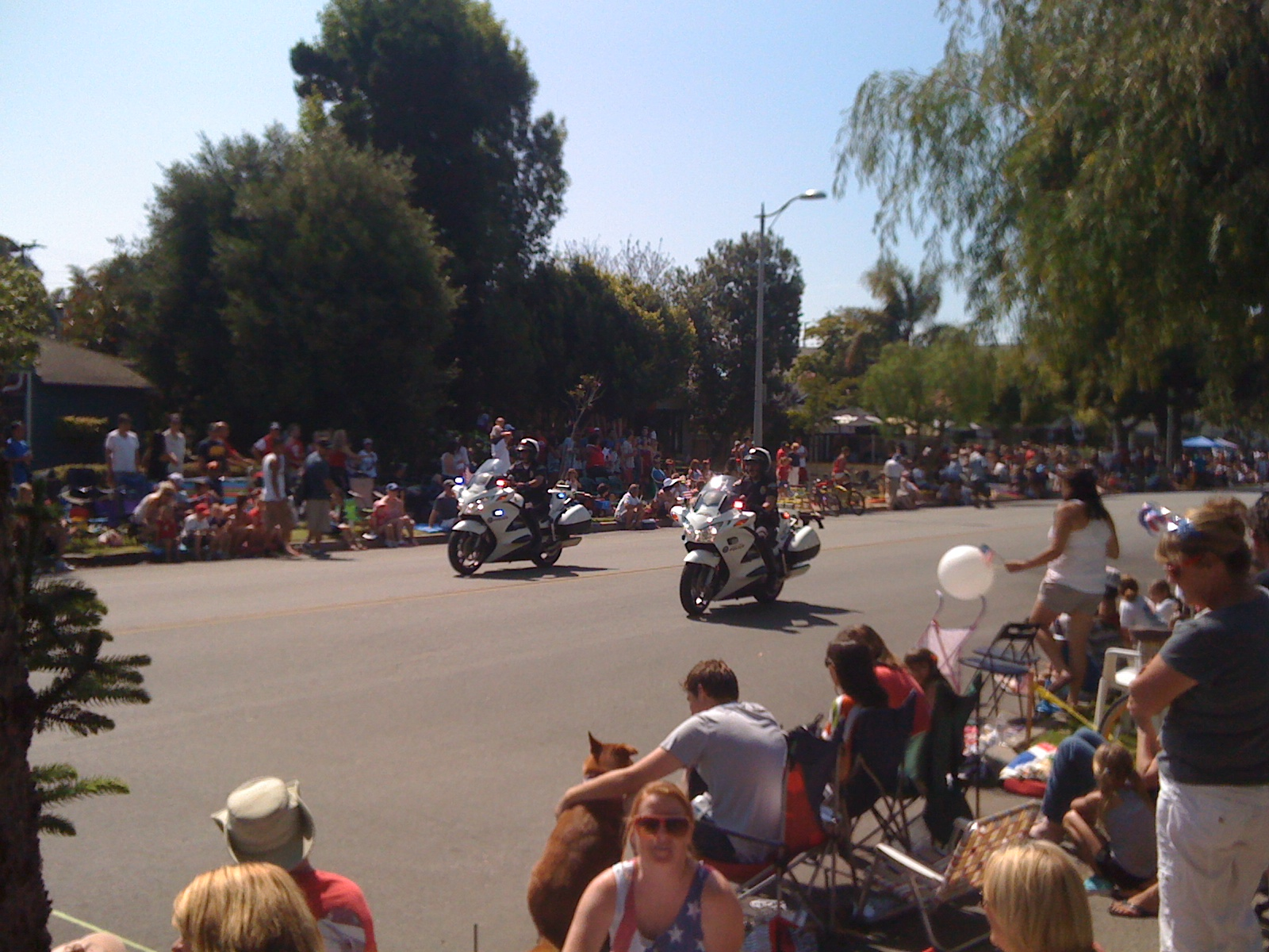 Enjoy the Huntington Beach 4th of July Parade!!
