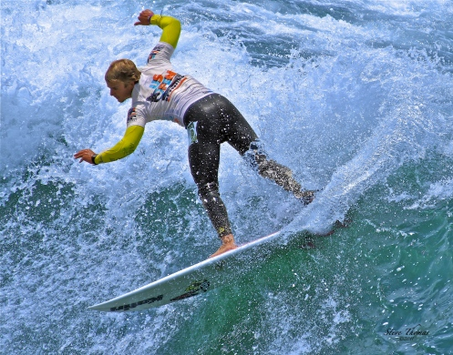 A SURFER a 11x14_2