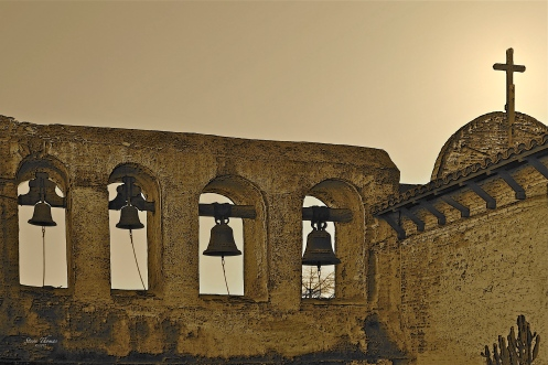 A SJC MISSION BELLS LIGHTING