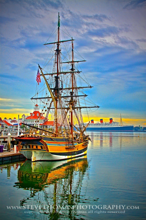 TALL SHIP II