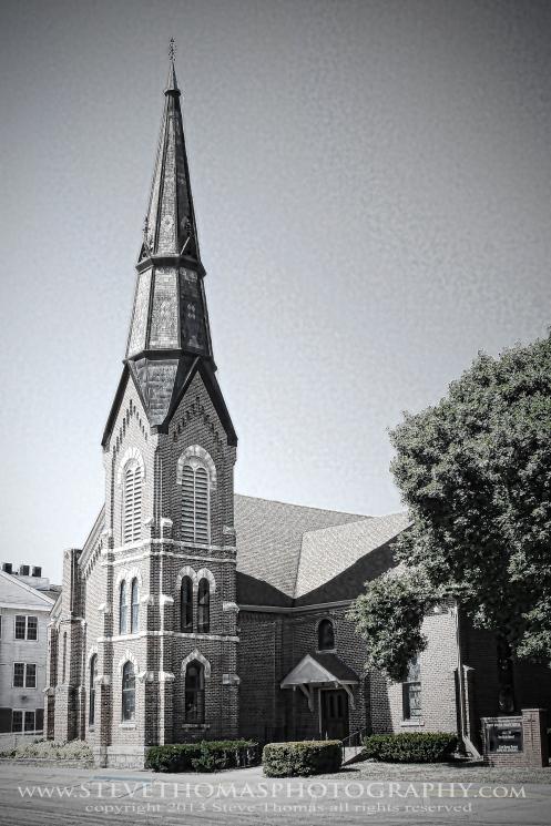 WINTERSET IOWA CHURCH