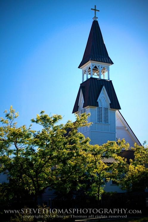 WASHINGTON CHURCH - ORIGINAL