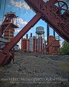 SLOSS FURNACES - BIRMINGHAM